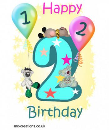 002-Jolly Jangles Birthday...