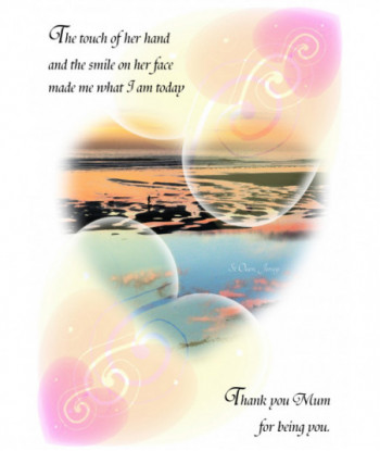 Mother's Day Card HMI02