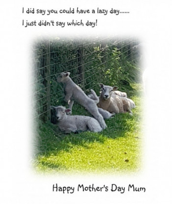 Mother's Day Card IDS