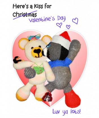 Valentine's Day Card VC3