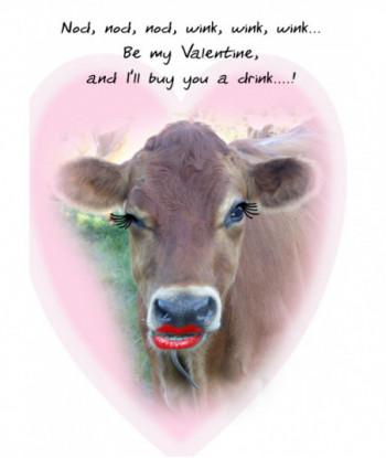 Valentine's Day Card VC8