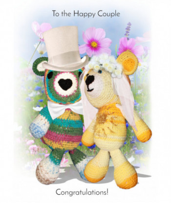 Wedding Card Jolly Jangles...