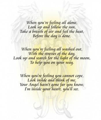 Angel Card WYFA