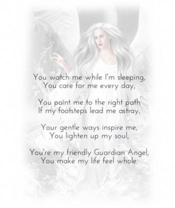 Angel Card YWMW