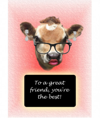 Friendship Card TAG