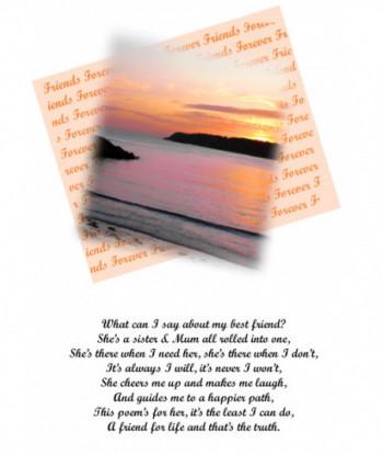 Friendship Card WA01