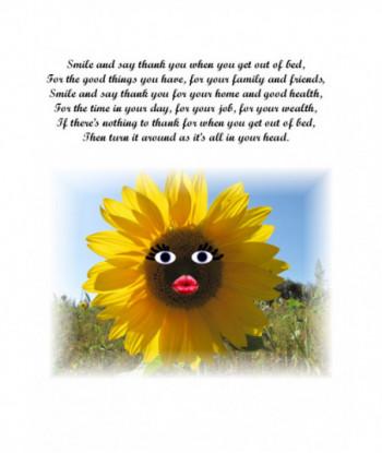 Inspirational Card SA01