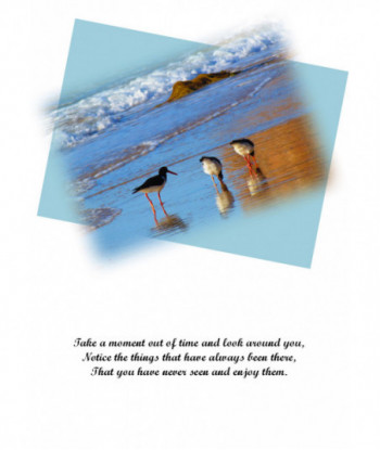 Inspirational Card TA01