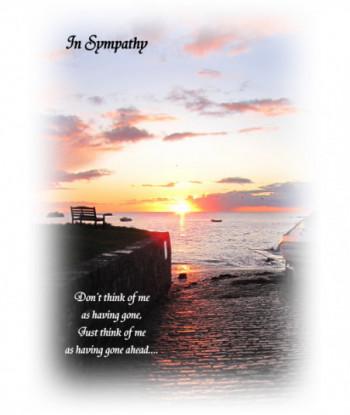 Sympathy Card DTO01