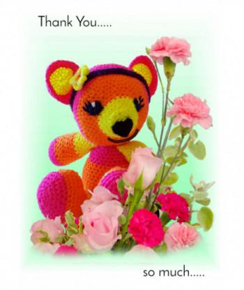 Thank You Card Jolly...