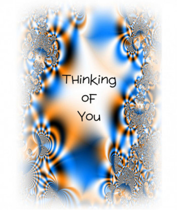Thinking About You Card TOY2