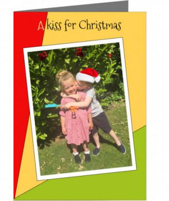 Personalised Card Christmas...