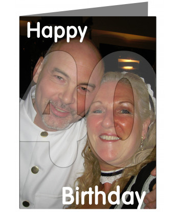 040-Personalised 40th...