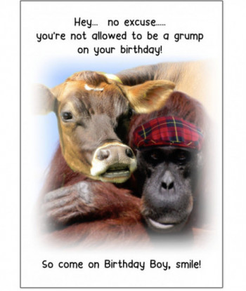 Birthday Card HNE2