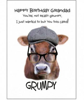 Family Card Grandad